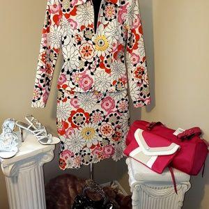 Embellished Summer Suit